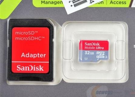 Thẻ NHỚ TF 32GB SANDISK MOBILE ULTRA CLASS 10 Dành cho điện thoại Smarphone đẳng cấp !