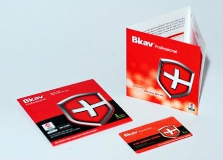 Phần mềm diệt virus BKAV Pro Internet Security bảo vệ máy tính Phiên bảng 1 năm sử dụng bảo vệ máy tính bạn an toàn !