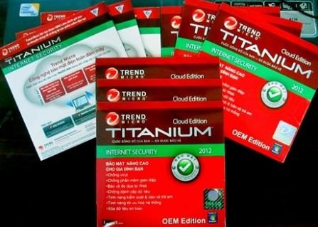 Phần Mềm Diệt Virus Trend Micro Titanium Internet Security muahangvip.vn muahangvip.com hotdeal
