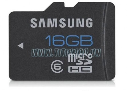 Thẻ nhớ 16GB Samsung CLASS 6