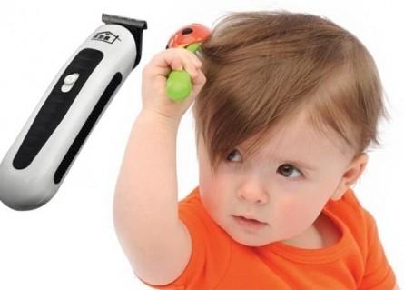 Tông Đơ Baby Hair Clipper G- 60 Cắt Tóc cho bé yêu, an toàn, tiện lợi, cắt tóc một cách dễ dàng, tiết kiệm thời gian và chi phí Cho bé !