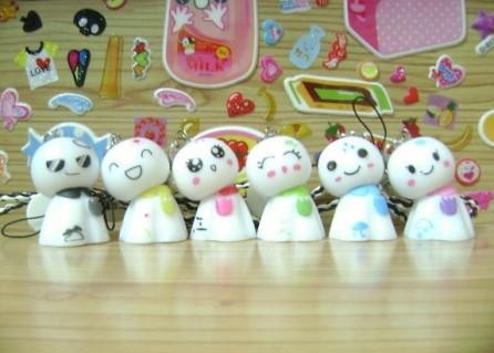 Compo 6 Búp bê thời tiết,chú búp bê thông minh của Nhật lạ mắt độc đáo quà tặng hí hởn