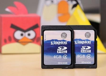 Thẻ nhớ 4Gb Kingston SDHC Class 4 chính hãng thích hợp máy ảnh kỹ thuật số tốc độ cao bảo hành 60 tháng
