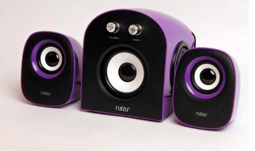 Mua Hàng VIP - Loa Am nhac RUIZU speaker 2.1 cho may tinh
