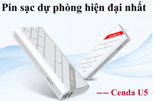 Mua Hàng VIP - Pin sac du phong Cenda U5 10000MAH