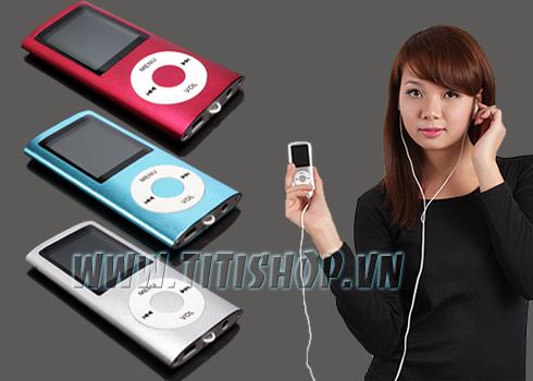 Mua Hàng VIP - May nghe nhac MP4 Multimedia Player kieu dang iPod