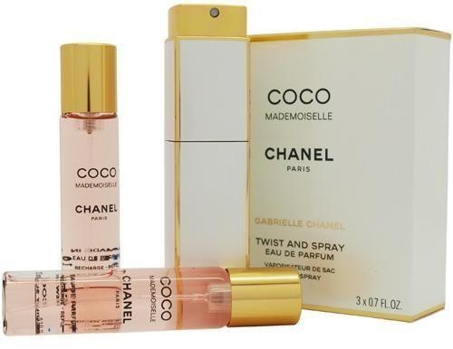 Mua Hàng VIP - Bo 3 chai nuoc hoa Chanel Coco 20ml x 3