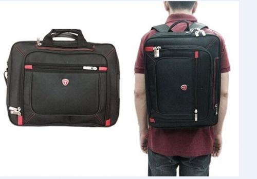 Mua Hàng VIP - Balo Laptop 2 in 1 vua la tui xach vua la balo cho cac si tu van phong