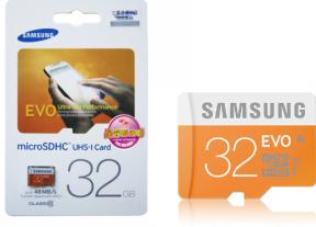 Mua Hàng VIP - The nho Micro SD Samsung EVO 32GB 48MB/S
