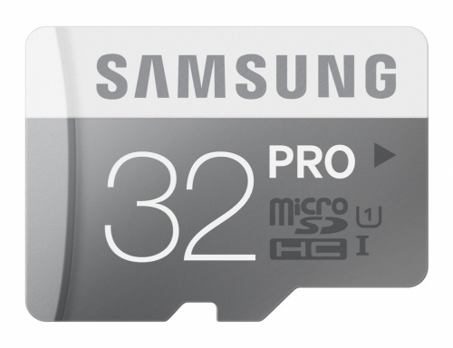 Mua Hàng VIP - The nho Microsd Samsung PRO 32GB UHS-1 90MB/s with Adapter
