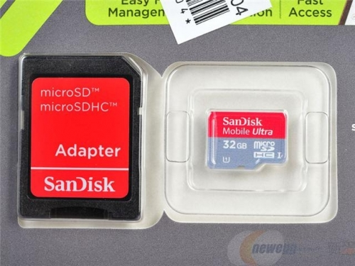 Mua Hàng VIP - The nho MicroSDHC SanDisk Ultra 32GB UHS-I