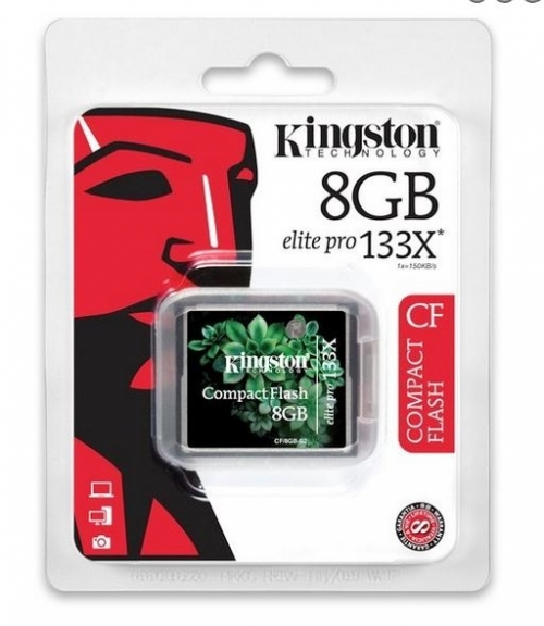Mua Hàng VIP - The nho CF 8G Kingston