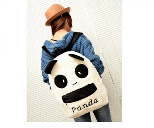 Mua Hàng VIP - Balo Panda long nhung moi la