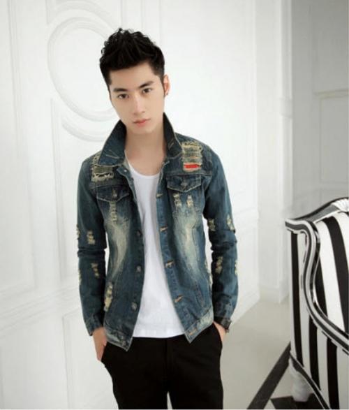 Mua Hàng VIP - Ao khoac Jean AKN269 ( Hang nhap Quang chau )