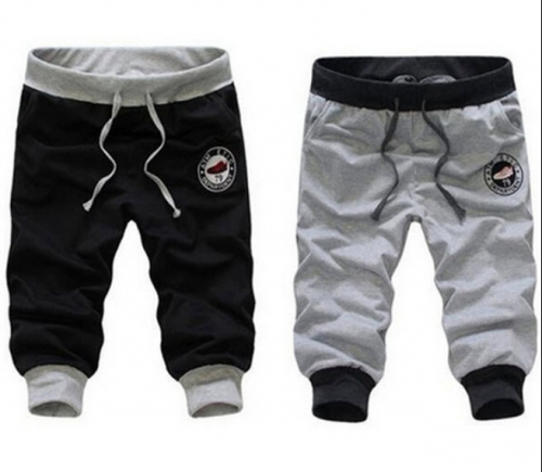 Mua Hàng VIP - Bo 2 quan shorts the thao nam QS28 (Xam - Den)