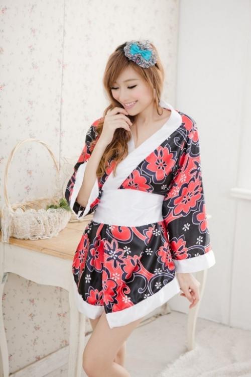 Mua Hàng VIP - DN001 :Ao khoac ngu kimono nhat quyen ru