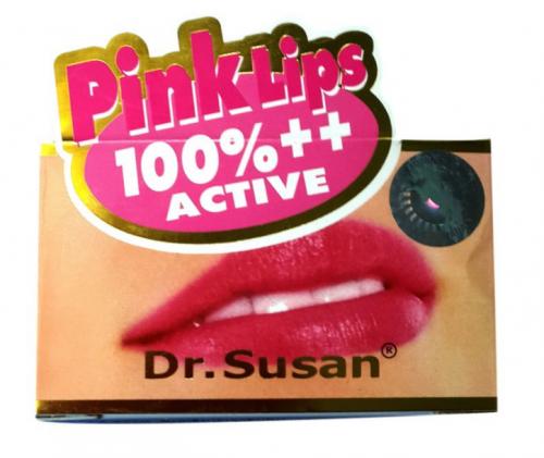 Mua Hàng VIP - Son tri tham & lam hong moi Dr. SUSAN Pink Lip 20g (Do)