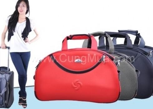 Túi xách tay kéo du lịch Samsonite