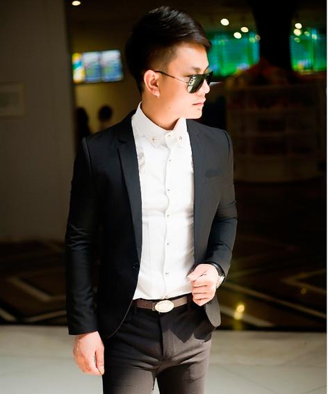 Mua Hàng VIP - Ao khoac Vest nam Sanh dieu AKN264