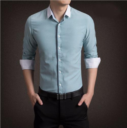 Mua Hàng VIP - Ao so mi nam SM132 Cao cap