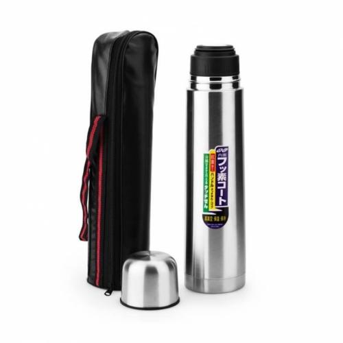 Mua Hàng VIP - Bình giu nhiet Vacuum Flask MAQ.I.99 1.0L ( kem bao da )