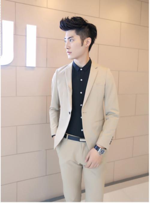 Mua Hàng VIP - Ao khoac vest body AKN385 (Kem )