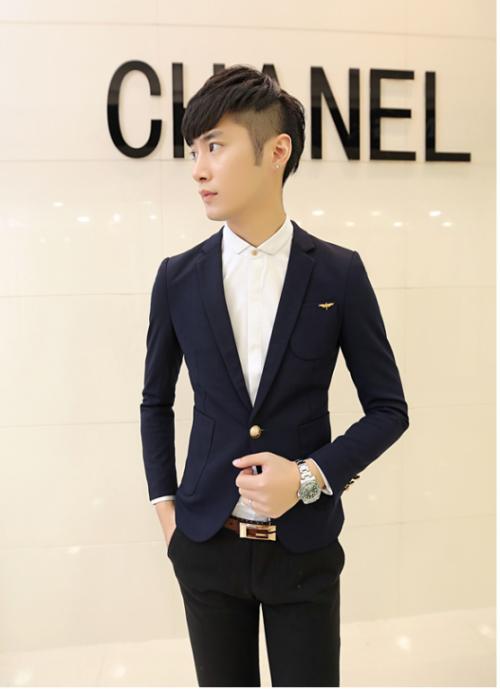 Mua Hàng VIP - Ao khoac vest body AKN372 dinh kem logo tang kem ao thun