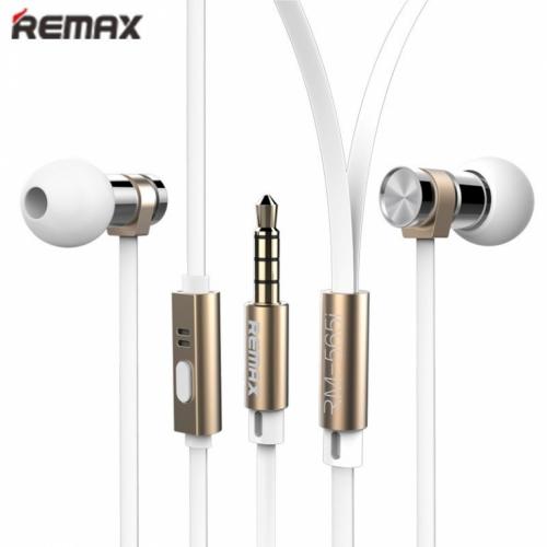 Mua Hàng VIP - Tai nghe nhet tai Remax RM-565I (Den )