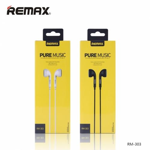 Mua Hàng VIP - Tai nghe nhet tai MUSIC Remax RM-303 Cao cap