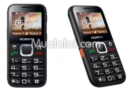Điện thoại di động cho người già Huawei G5000