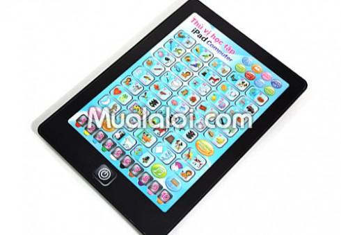 iPad cho bé học chữ tiếng Anh và tiếng Việt