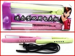 Bộ máy kẹp tóc 3 in 1, thiết kế nhỏ gọn. Giúp bạn thay đổi nhiều kiểu tóc khác nhau, thật tiện lợi. Chỉ tại Muatichluy.com bạn sẽ nhận được giá ưu đãi 120.000Đ.