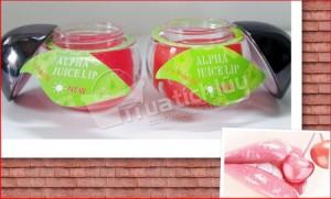 Son dưỡng môi Alpha Juice Lip cho làn môi mềm, tươi tắn tự nhiên với giá chỉ 45.000Đ. Có tại Muatichluy.com