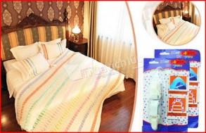 Bộ kẹp ga giường gồm 4 cái, giữ chăn nệm, giường ngủ luôn gọn gàng, ngăn nắp. Chỉ 37.000Đ có tại Muatichluy.com
