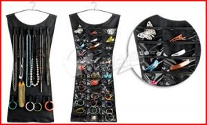 Váy treo phụ kiện, trang sức – Giúp bạn bảo quản & sắp xếp các loại trang sức theo phong cách riêng. Chỉ 73.000Đ có tại Muatichluy.com