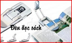 Đèn kẹp đọc sách mini tiện dụng, tiết kiệm điện, giúp bạn đọc sách ở mọi lúc, mọi nơi & bảo vệ mắt tối đa. Chỉ 35.000Đ có tại Muatichluy.com