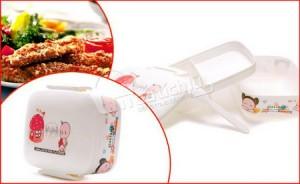 Hộp cơm tiện lợi, cho bạn bữa trưa văn phòng ấm cúng & tiết kiệm hơn. Chỉ 50.000Đ tại Muatichluy.com