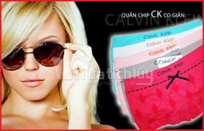 2 quần chip C.K, chất liệu thun mềm mại, co giãn 4 chiều cho cảm giác thoải mái & tự tin. Chỉ 56.000Đ có tại Muatichluy.com