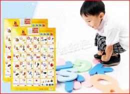 Bảng chữ cái điện tử thông minh giúp bé học tiếng Việt nhanh hơn, hiệu quả hơn. Chỉ 88.000Đ tại Muatichluy.com