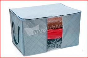 Sắp xếp nhà cửa gọn gàng hơn với túi vải 1 ngăn, chất liệu vải không dệt bền đẹp, thiết kế gọn, chắc chắn. Chỉ 55.000Đ tại Muatichluy.com