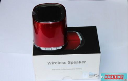 Loa Nghe Nhạc Bluetooth GS 003