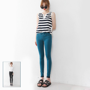 My Deal - Quan legging gia jeans nu lung thun - MD1138