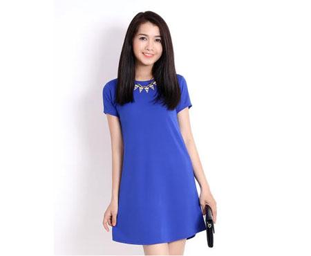 Đầm suông thanh lịch - MD1408