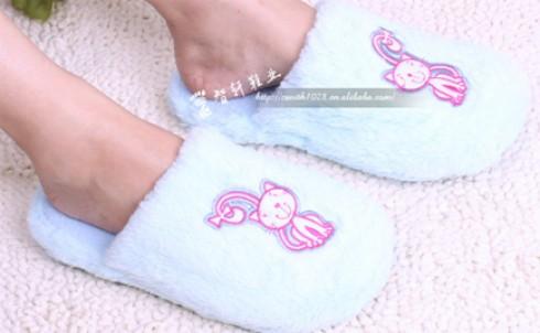 Dép lông đi trong nhà, bảo vệ đôi chân bạn nữ giá chỉ 75.000đ - MD65