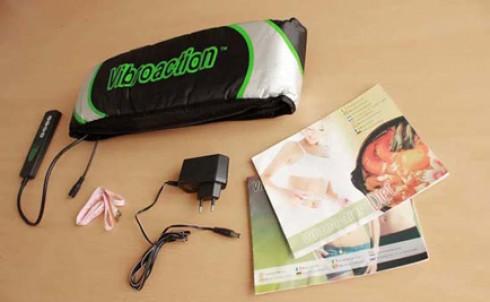 Đai massage bụng Vibroaction, giá chỉ 269.000đ - MD94
