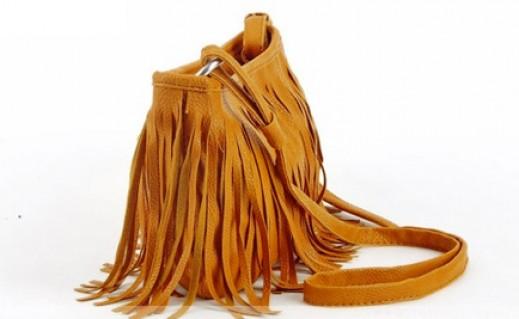Túi xách tua rua Fringe thời trang