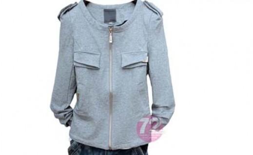 Áo khoác giả vest thời trang D&G