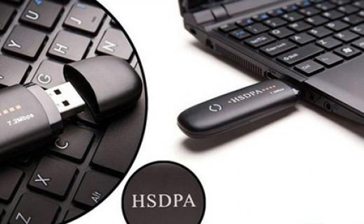 USB 3G HSDPA 7.2Mbps sử dụng 3 mạng