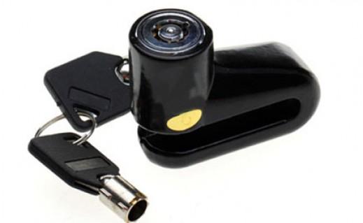 Ổ khóa chống trộm xe máy