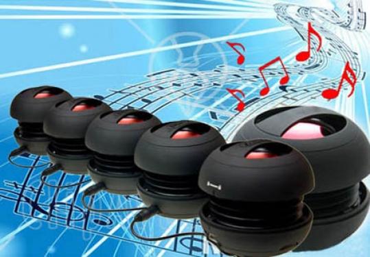 Loa X-Mini Speaker Trải Nghiệm Âm Nhạc Cực Đỉnh